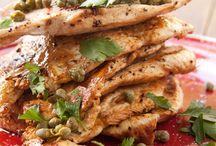 kurczak i zioła