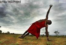 Yoga in Africa