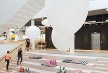 Big spaces Design