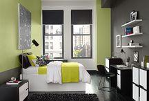 Color scheme / House