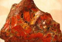Minerals and gem stones