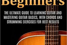 Books for Guitarists / Books for Guitarist, beginners to pro.
