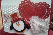 Cards/Be My Valentine! / by Brenda Rose-Johnson