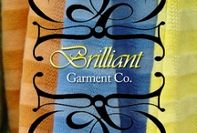 Brilliant Garment Co. Retail Workshop  / by Shannon Buckley