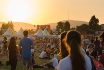 Music festivals in Europe / Go to an epic festival on your Interrail trip!