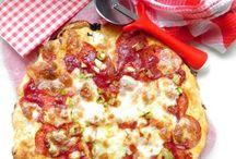 Expressz pizza Sütőporos