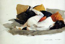 art - Edward Hopper / by Iqbal Gulati