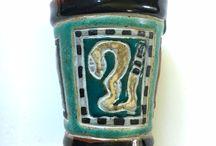 George Johnson Ceramics - Pottery -Bowls - Vases - Art- Artist