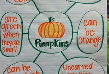 Classroom - Oct Pumpkins
