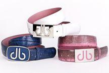 Druh Belts - Opasky / Druh Belts & Buckles Anglická módní golfová značka, která se vyznačuje širokou barevnou škálou kožených opasků a pánskou golfovou módou. Nejprodávanější opasky na PGA Tour zastoupené ambasadorem značky, golfovou jedničkou roku 2010, Lee Westwoodem.