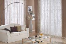 Biały | White / Białe inspiracje okienne do Twojego domu lub mieszkania. Więcej znajdziesz >>> http://www.mkstudio.waw.pl/inspiracje/
