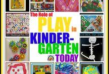 kindergarten articles