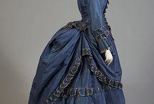 bustle period ca 1860-1890
