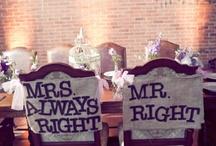 If.......EVER / Wedding Ideas