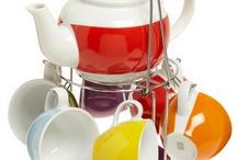 coffee and tea / by Brandy Richmond-McCamey