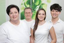 TEAM / Das Herz am rechten Fleck: Wir sind mit Einfühlungsvermögen, Leidenschaft und fachlicher Kompetenz für Sie im Einsatz. Besonderen Wert legen wir auf eine entspannte Atmosphäre in unserer Ordination.  http://www.dieaerztin.at/team-zahnarzt-haller-waschak.php