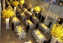 Corporate Banquets / Seated dinners, company galas, and more!