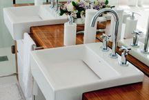 Reforma do Banheiro / Materiais e ideias para a reforma do banheiro