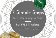 Crystals and Grids