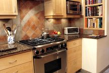 Kitchen remodel ideas / by Danielle Graves
