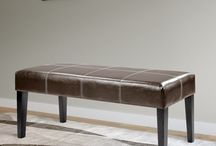 Benches and Storage Ottomans