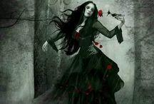 A gothic fantasys