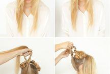 Fletninger / It is hair for girls