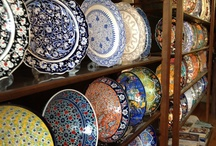 Plates And Bowls From Around The World