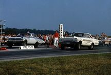Vintage Drag Racing / by John Coleman