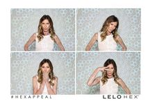 Lelo Hex Product Launch Event #hexappeal / product launch, marketing photo booth, projection backdrop, it's all about the lighting, gif photo booth