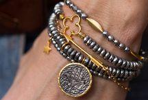 Fall winter bracelets
