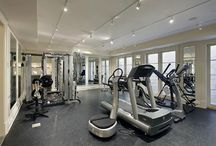 Home Gym/Exercise Rm