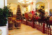 WOW Otelleri Yılbaşı Süsleri / WOW Topkapı Palace ve WOW Kremlin Palace yılbaşına hazır, peki ya siz?