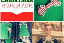 Christmas Fashions / by Megan Robertson