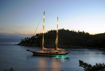 47m gulet Vivien built by Aganlar Yachts / We're building yachts since 1961. Modern & traditional sailing yachts in our portfolio. Wooden, aluminum, GRP, steel...
