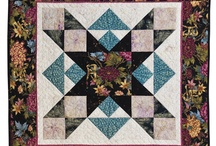 Eleanor Burns quilt in a day style! / by Nikki LovesToQuilt