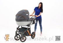 Sudari 3w1 wozek dziecięcy / Sudari 3w1 nowoczesny wózek od Camarelo #dziecko #baby #wozek