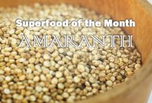 Superfood: Amaranth