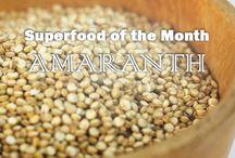 Superfood: Amaranth