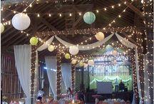 Barn Decorating