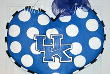 Kentucky Wildcats! / by Gloria Stover