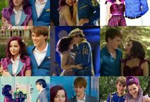 Ben & Mal's love story!!!♥