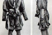 1620s Spanish nobleman costume / A recollection of ideas I'll use for the making of my costume