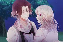 Diabolik Lovers[lost eden]