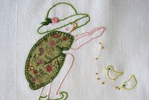 Embroidery / Needlework / by Cathy Thomas