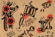 Tattoos/Tattoo flash
