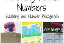 Pre-School Number / by A G
