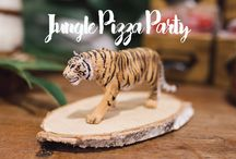 Jungle animal Party