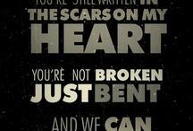 Song lyrics <3 / by Haley Meinhart
