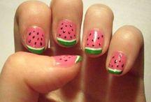 nail art fruit